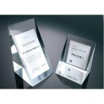 Wedge-Prism - custom piece - call for pricing Acrylic Embedments