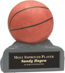 Basketball - Colored Resin Trophy Basketball