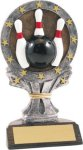 All-Star Resin Trophy -Bowling Bowling