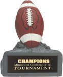 Football - Colored Resin Trophy Football